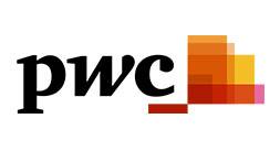 Logo empresa PWC