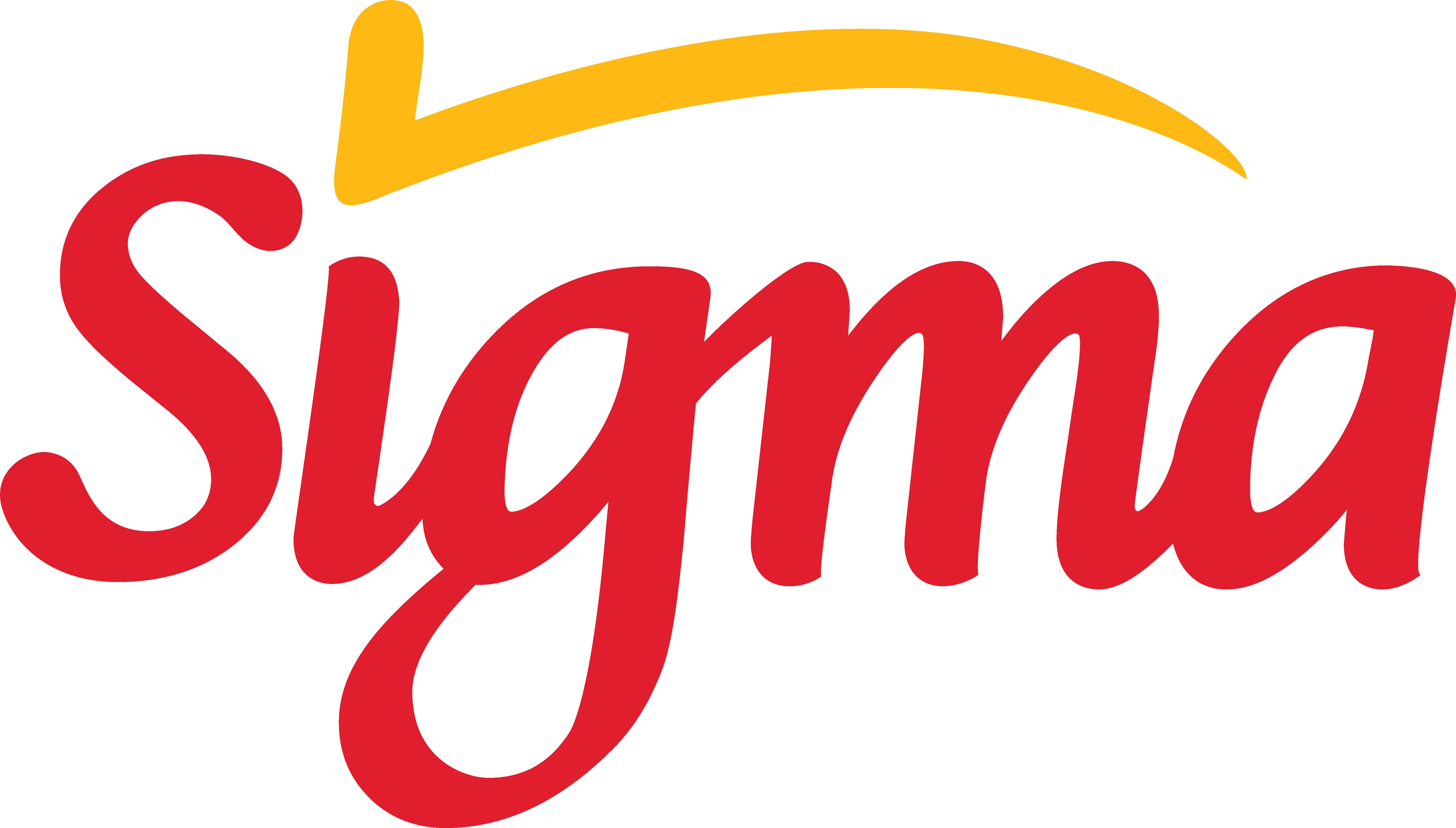 Logo empresa Sigma